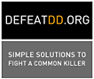 We Support Defeat DD