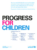 Progress For Children: A Child Survival Report Card (Volume 1, 2004)